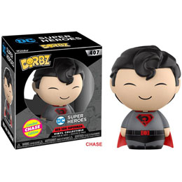 FUNKO DORBZ DC COMICS SUPERMAN RED SON CHASE