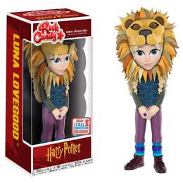 ROCK CANDY HARRY POTTER LUNA WITH LION HEAD NYCC 2017 EXCLUSIVE