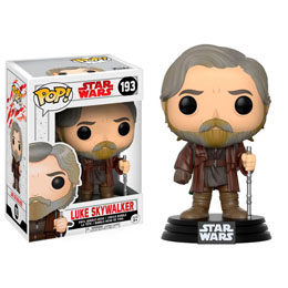 FUNKO POP STAR WARS EPISODE VIII LUKE SKYWALKER