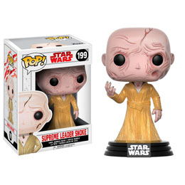 STAR WARS EPISODE VIII FUNKO POP SUPREME LEADER SNOKE