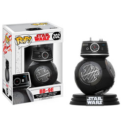 Photo du produit FIGURINE FUNKO POP STAR WARS EPISODE VIII BB-9E 9 CM