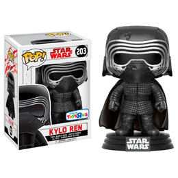 FUNKO POP STAR WARS THE LAST JEDI MASKED KYLO REN EXCLUSIVE