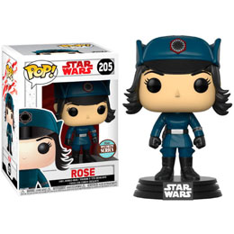 FUNKO POP! STAR WARS THE LAST JEDI ROSE IN DISGUISE EXCLUSIVE