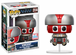 FUNKO POP DISNEY: BLACK HOLE VINCENT: VINCENT NYCC EXCLUSIVE