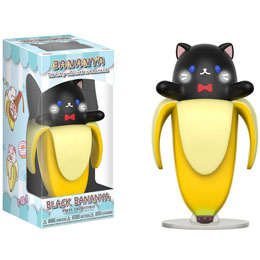 BANANYA FIGURINE COLLECTIBLE BLACK BANANYA