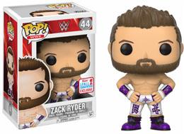 Photo du produit FUNKO POP WWE: ZACK RYDER NYCC EXCLUSIVE