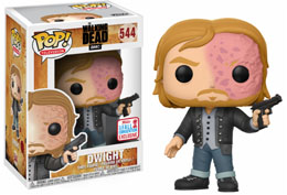 Photo du produit FUNKO POP DWIGHT NYCC 2017 EXCLUSIVE - THE WALKING DEAD