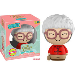 FIGURINE DORBZ GOLDEN GIRLS SOPHIA CHASE EXCLUSIVE