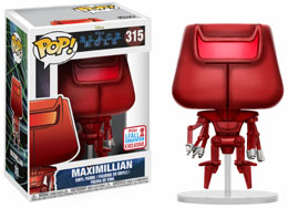 FUNKO POP DISNEY: BLACK HOLE VINCENT: MAXIMILLIAN NYCC 2017 EXCLUSIVE
