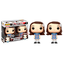 PACK 2 FIGURINES FUNKO POP THE SHINING THE GRADY TWINS