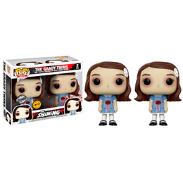 FIGURINES POP THE SHINING THE GRADY TWINS  VERSION EXCLUSIVE CHASE