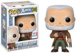 FUNKO POP X-MEN POP! OLD MAN LOGAN 2017 FALL CONVENTION EXCLUSIVE