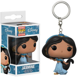 PORTE CLE POCKET POP! DISNEY PRINCESAS JASMINE