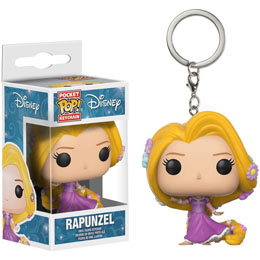 PORTE CLE POCKET POP! DISNEY PRINCESSE RAIPONCE