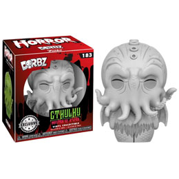 FIGURINE FUNKO DORBZ CTHULHU BLACK AND WHITE EXCLUSIVE
