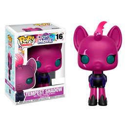 FUNKO POP MY LITTLE PONY MOVIE TEMPEST SHADOW EXCLUSIVE