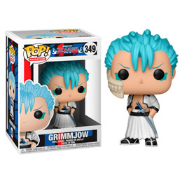 FIGURINE FUNKO POP BLEACH GRIMMJOW