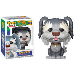 FUNKO POP FRAGGLE ROCK SPROCKET EXCLUSIVE