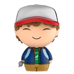 FIGURINE FUNKO DORBZ STRANGER THINGS DUSTIN