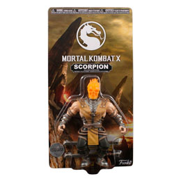 ACTION FIGURE MORTAL KOMBAT X SCORPION CHASE EXCLUSIVE