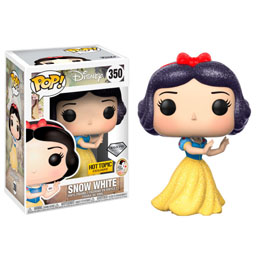 FUNKO POP SNOW WHITE GLITTER DIAMOND COLLECTION EXCLUSIVE