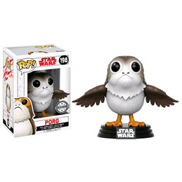 FIGURINE FUNKO POP STAR WARS EPISODE VIII THE LAST JEDI PORG EXCLUSIVE