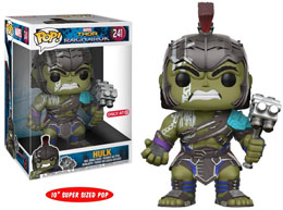 FUNKO POP! MARVEL THOR RAGNAROK GLADIATOR HULK 25CM EXCLUSIVE (PRODUIT ENDOMMAGE)