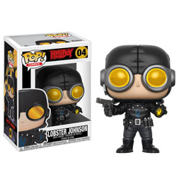 HELLBOY FIGURINE FUNKO POP LOBSTER JOHNSON