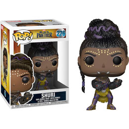 FUNKO POP MARVEL BLACK PANTHER SHURI