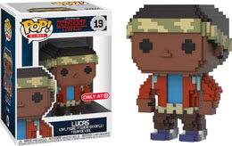 FUNKO POP STRANGER THINGS LUCAS 8-BIT