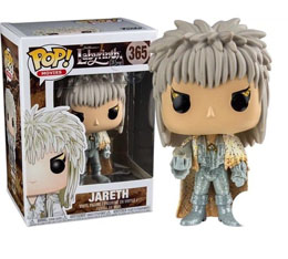 FUNKO POP LABYRINTH JARETH GLITTER EXCLUSIVE