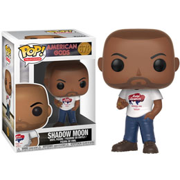 FUNKO POP AMERICAN GODS SHADOW MOON