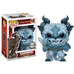 FUNKO POP KRAMPUS FROZEN EXCLUSIVE