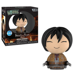 FIGURINE FUNKO DORBZ ATTACK ON TITAN MIKASA