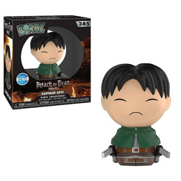 FIGURINE FUNKO DORBZ ATTACK ON TITAN LEVI
