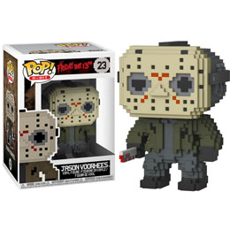 FUNKO POP VENDREDI 13 8-BIT JASON VOORHEES