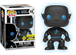 FUNKO POP! JUSTICE LEAGUE THE FLASH SILHOUETTE EXCLUSIVE