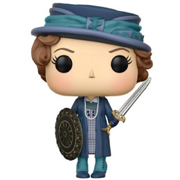 DC HEROES WONDER WOMAN FUNKO POP ETTA WITH SWORD AND SHIELD