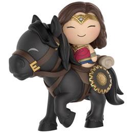 DC HEROES WONDER WOMAN FUNKO DORBZ WONDER WOMAN ON HORSE