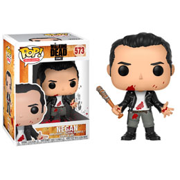 FUNKO POP! WALKING DEAD NEGAN (CLEAN SHAVEN)