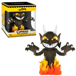 FIGURINE FUNKO CUPHEAD THE DEVIL 15CM