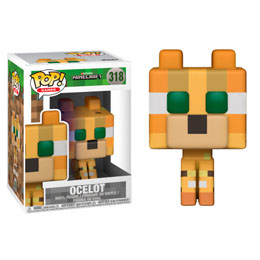 FUNKO POP MINECRAFT OCELOT