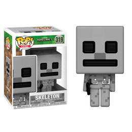 FUNKO POP MINECRAFT SKELETON