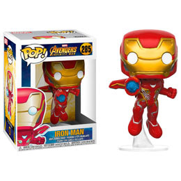 FIGURINE FUNKO POP AVENGERS INFINITY WAR IRON MAN 9 CM