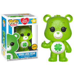 FUNKO POP CARE BEARS GOOD LUCK BEAR CHASE EXCLUSIVE
