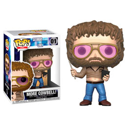 FUNKO POP SATURDAY NIGHT LIVE GENE FRENKLE MORE COWBELL