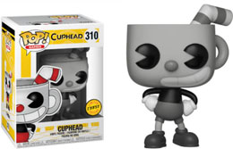 FUNKO POP CUPHEAD VERSION CHASE EXCLUSIVE