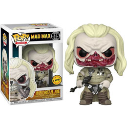 FUNKO POP MAD MAX FURY ROAD IMMORTAN JOE CHASE EXCLUSIVE