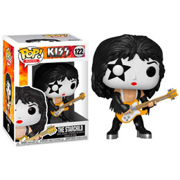 FIGURINE FUNKO POP KISS STARCHILD