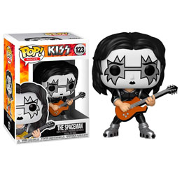 FIGURINE FUNKO POP KISS SPACEMAN